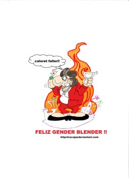 Gender Blender 2015 by tiracajas