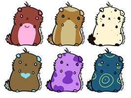 7 point hamster adopts CLOSED by favouritefi