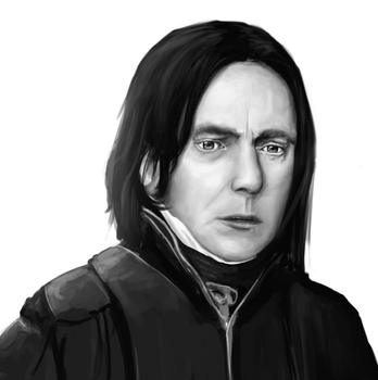 Snape Lips by mohka