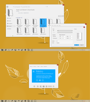 Windows 8 Metro by savouryspacemonkey