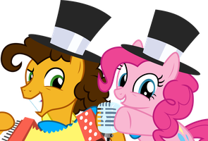Pinkie and Cheese Perform by CaliAzian