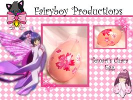Shugo Chara Tamaris Chara Egg by LunarFoxDesigns