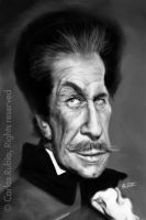 Vincent Price by CarlosRubio