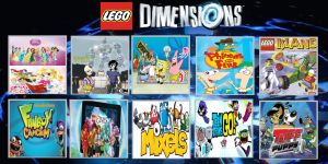 10 LEGO Dimensions World Ideas by Toongirl18