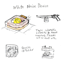 EG: White Noise Device by IrateResearchers