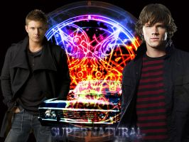 Supernatural by JadaBoom