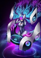 DJ Sona - Ethereal  (timelapse) by Dicenete