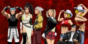 Soul Eater by doughboy2169