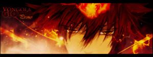 KHR Giotto Vongola Primo by bleach-hunter
