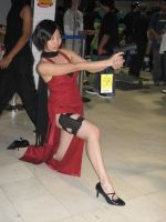 My Ada Wong Cosplay by jactinglim