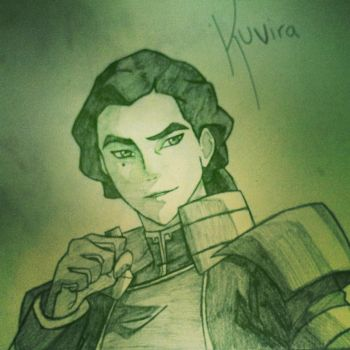 Kuvira by The-Outcast1