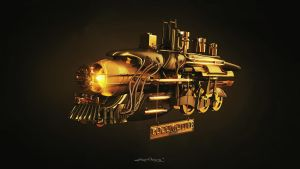 Locomotive by Lacza