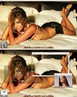 Eva Mendes by murilohs