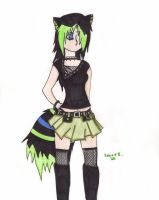 .: Lime :. by SapphireItrenore
