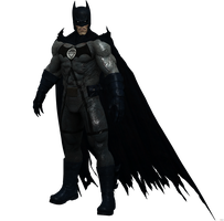 Batman Arkham Origins: Batman- Blackest Night. by OGLoc069