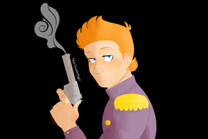 Prince Mathew by KylerInvention