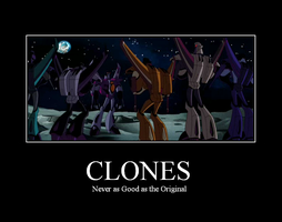 Motivational - Clones by Rassilon001