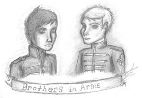 Brothers in arms by Horace-Bulregard