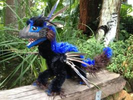 Aizurre - Gryphon/Dragon Poseable - SOLD by SonsationalCreations