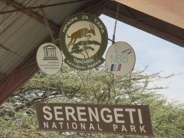 UNESCO Serengeti by archangelselect