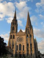 Cathedrale_de_Chartres by Cam-s-creations