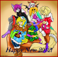 Happy New Year by Electra-Draganvel