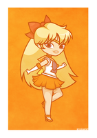 Sailor Venus by beyx