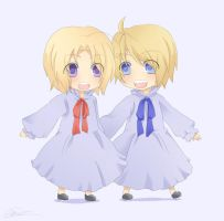 APH - Follow me as Children by mikokume-raie
