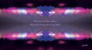 Miles Apart by Impurfect-Purfection