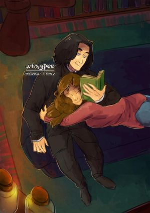 Read to me by staypee