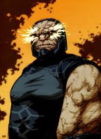 Darkseid for FoF by 2depaus