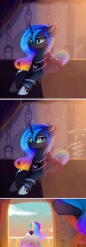 contemplate by MagnaLuna