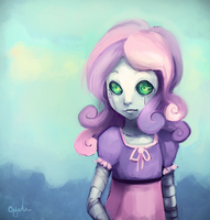 Sweetie Bot by Sylladexter