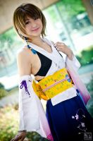 Summoner Yuna - FFX by Mostflogged