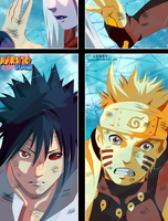 Naruto 682 - The Power of a Goddess by Uendy