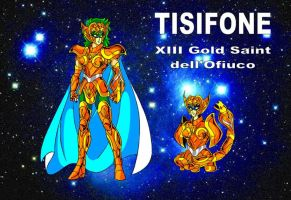 Tisifone tredicesimo gold by FaGian