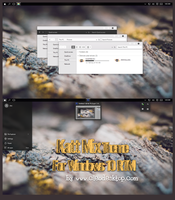 Katt Mix Theme For Windows 10 RTM by cu88