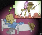Robots of The Lost Ark by retrorobotboy