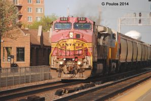 BNSF LaGrange 0244 5-10-15 by eyepilot13