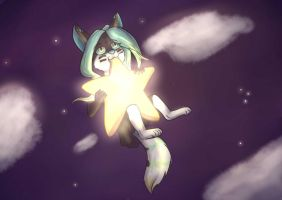 you're something special jade YCH by foxhat94