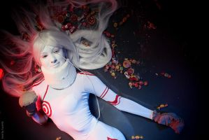 Deadman Wonderland  :: Shiro by Fleuuuuuuur