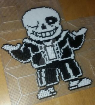 Sans! Enough of your puns!! by dylrocks-95