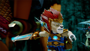 Lego chima Laval by Alicethecatwolf