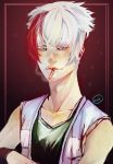 Albino Alpha by AniArie