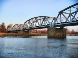 The Railway Bridge 2 by fins-pl