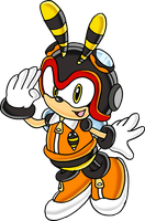 Charmy Bee by Tails19950