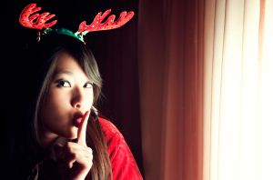 Shhhh it will be christmas by vellasky