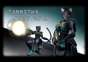 Tabbitha Steelclaw by PlasticFrogCG