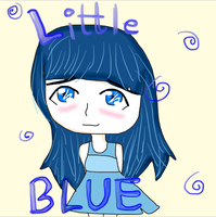 Lil Blue by Yancalai