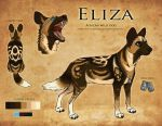 Eliza Reference Sheet [COM] by ForestEcho